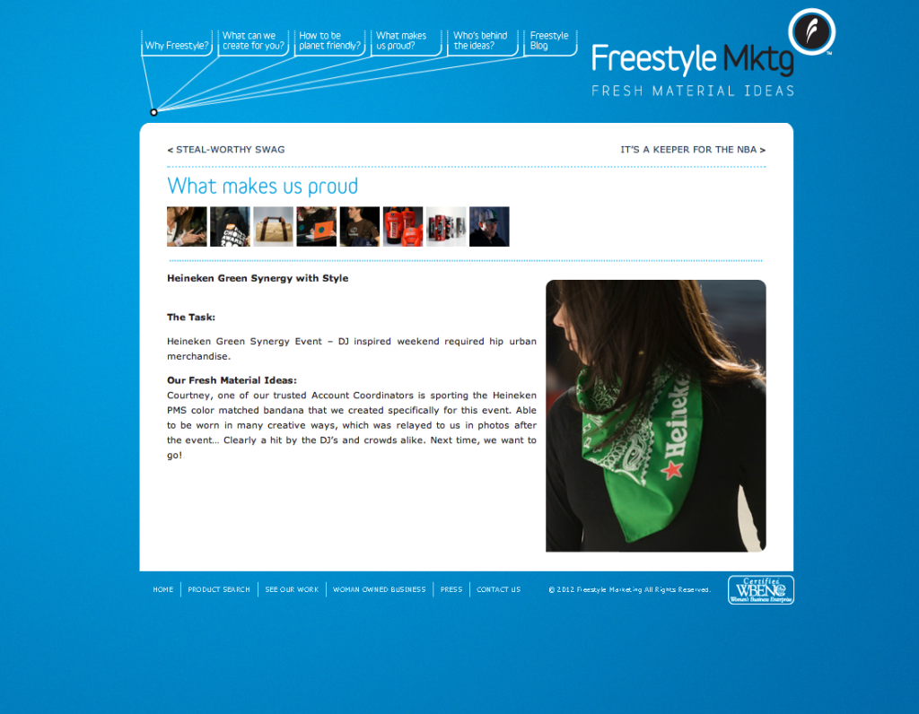 Freestyle Marketing Multimedia By Chris