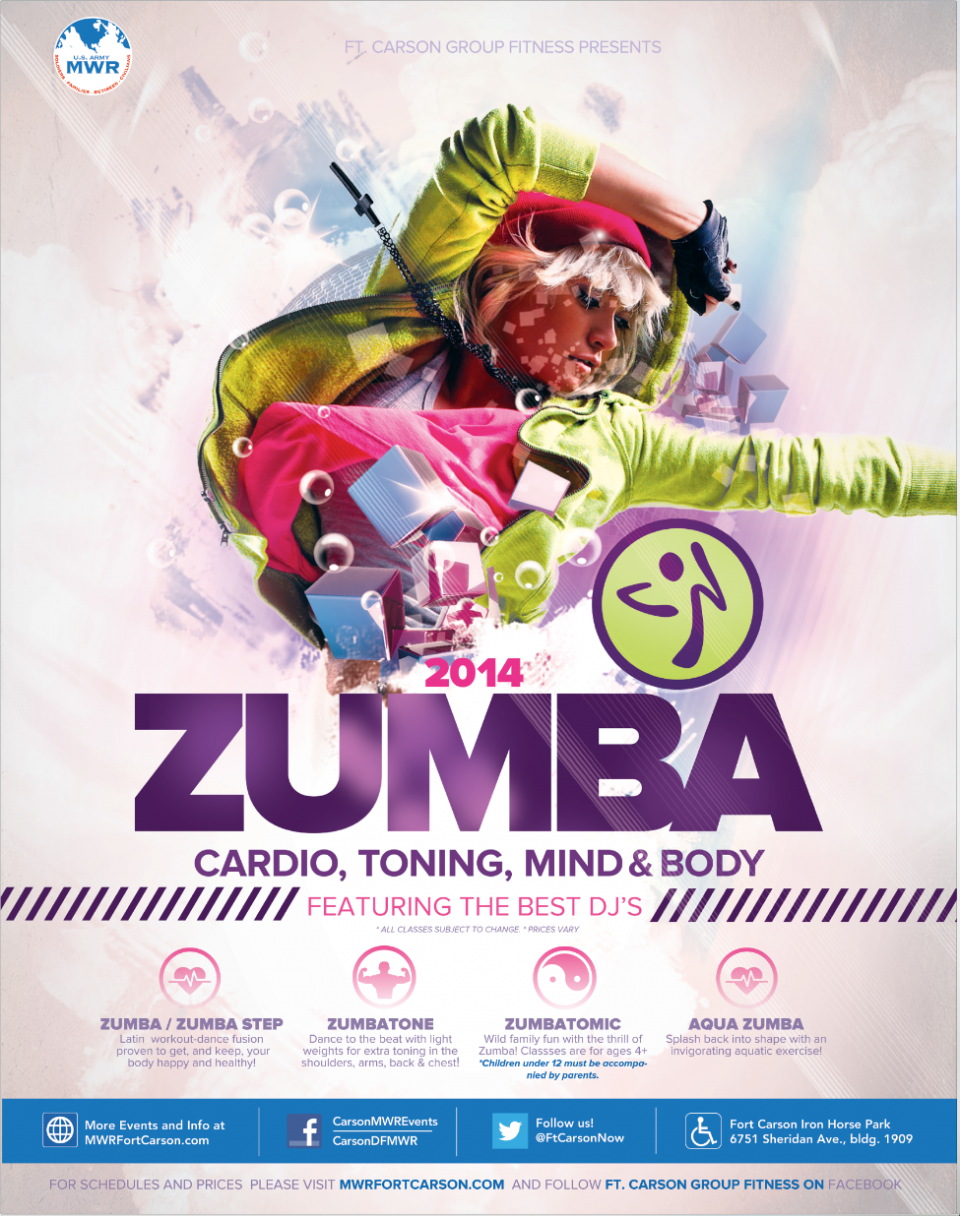 Zumba Marketing Ideas